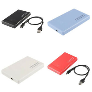 2-5-034-Hard-Drive-External-Enclosure-HDD-Mobile-Disk-Box-Case-For-Computer-PC-U4C9