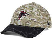 Atlanta Falcons Era 9twenty Women's Salute To Service Camo Cap Hat