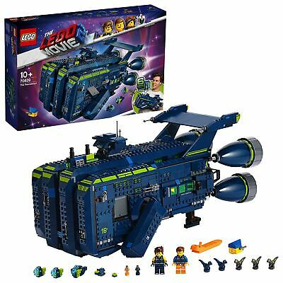 LEGO MOVIE 2 The Rexcelsior! Rex's Spaceship Set 70839
