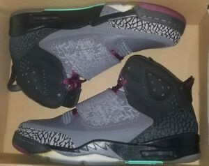 382625bad2f1 Jordan Son of Mars BORDEAUX 10.5 bred cement grey 1 3 4 5 6 7 8 9 11 ...