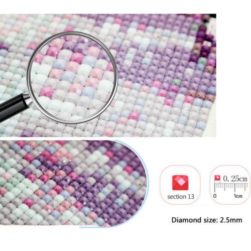 Taladro Completo Reino Unido Ape gran kit de pintura de diamante Diamantes cuadrados