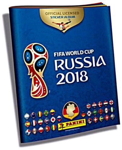 PANINI FIFA WORLD CUP 2018 Russia Paillettes Autocollants 392 blason Costa Rica