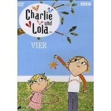 CHARLIE UND LOLA-VIER DVD NEU