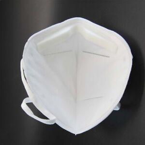 10x BARBEADOR FFP3 Masken 5 Schichten CE0370 EN149:2001+A1:2009, PFE 99%