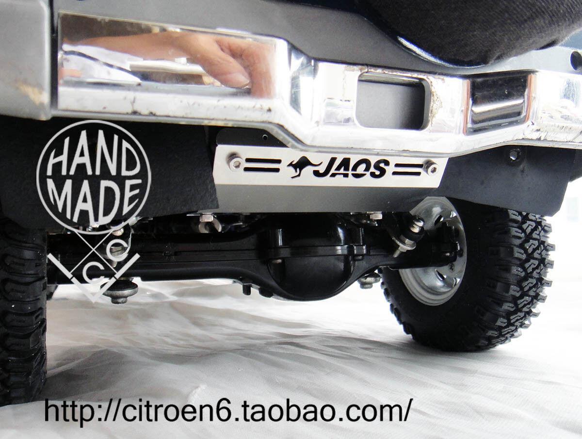 CC HAND Tail Gas Tank & Metal PLATE FOR 1 1 1 10 TAMIYA CC01 PAJERO 8f2a6a