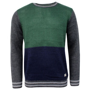 b52c9c6d8a Vans Off The Wall OTW Silva Knitted Pullover Jumper Sweater Mens ...