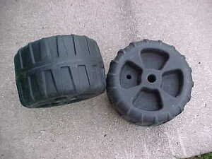 Dock-Boat-lift-Wagon-Cart-Trailer-Wheels-Gate-Wheel-NEW-made-in-USA-quality