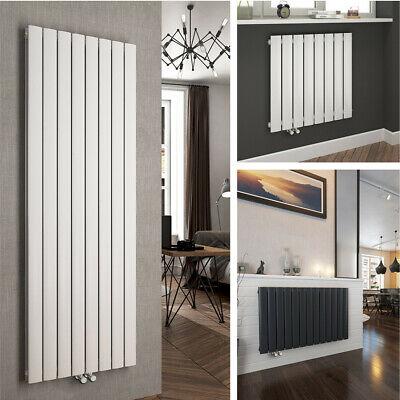Design Paneelheizkorper Flach Heizkorper Badezimmer Heizung Mittelanschluss Ebay