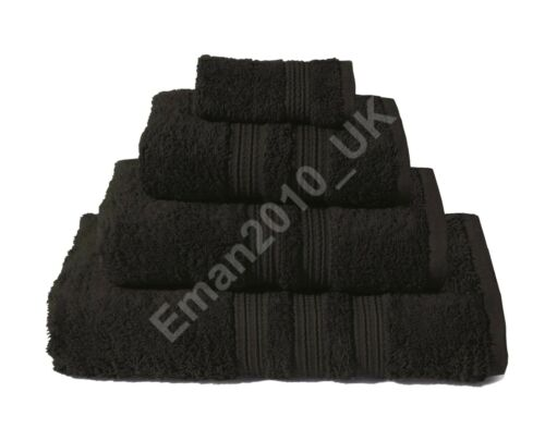 Luxury 100 /% Egyptian Cotton One Bath Towel only 600 gsm Many Different Colours