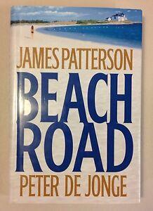 Beach-Road-by-James-Patterson-amp-Peter-de-Jonge-2006-Hardcover-Book