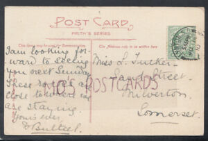 Family-History-Postcard-Tucker-Sand-Street-Milverton-Somerset-RF4801
