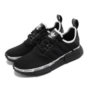 adidas-Originals-NMD-R1-Black-White-Women-Lifestyle-Casual-Shoes-BOOST-FV7307