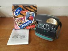 Polaroid P600 ICONIC GREEN ACCENTED Instant Camera MANUAL BOXED