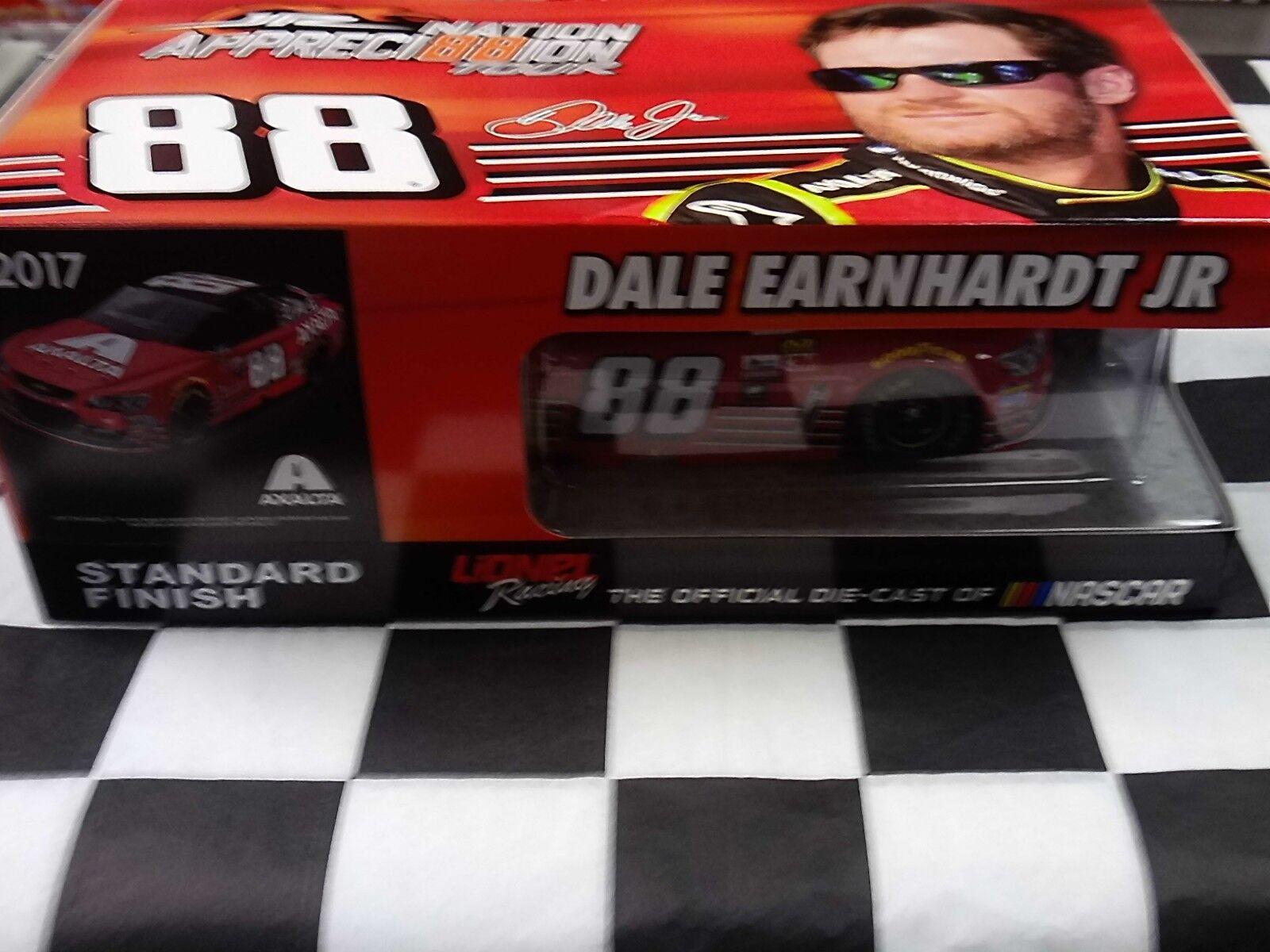 Dale Earnhardt Jr 2017 Axalta Homestead Last Ride 2017 SS Action 1 24 scale