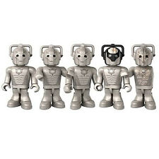 Doctor Who Cybermen 5 figure character building, Lego compatible, Boys & Girls