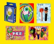 60 (SIXTY) PEZ Mini Puzzles FACTORY SEALED CASE of 12 complete sets
