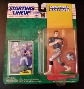 Starting Lineup Action Figure DREW BLEDSOE NFL NEW ENGLAND PATRIOTS Kenner 1994