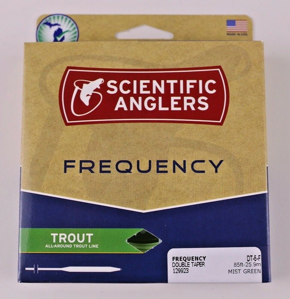 Scientific Anglers Frequency Trout Fly Line DT5F Free Fast Shipping 129923