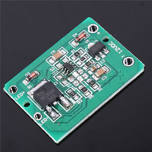 DC 6~20V 3A Capacitive Touch Switch Sensor Module Push Button Key Latch Relay
