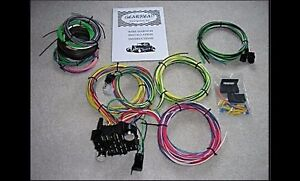 s l300 gearhead universal chevy gmc pickup truck wire harness wiring kit gearhead wiring harness at bayanpartner.co
