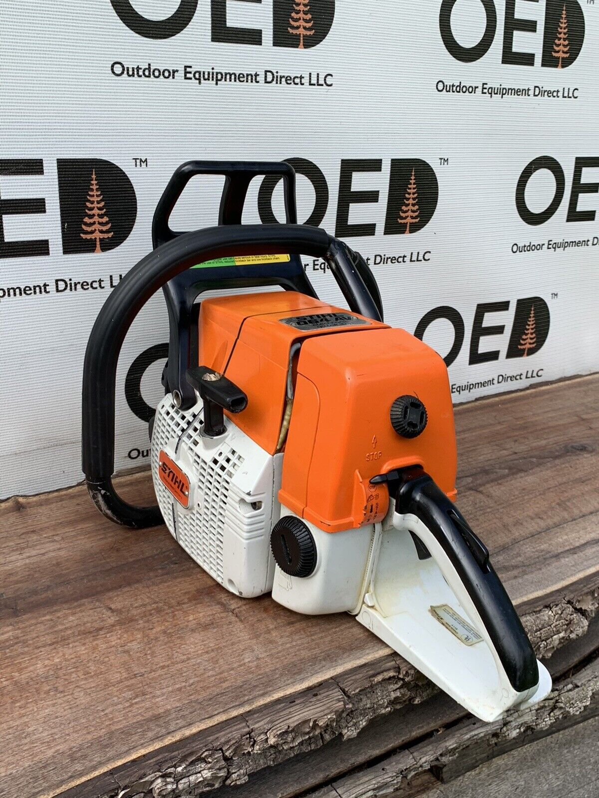 Stihl 064 AV Chainsaw - IMMACULATE SAW HARDLY USED - 3/4 Wrap - ALL OEM ORIGINAL. Available Now for 1547.55