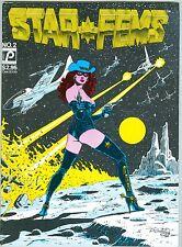 Star Fems #2 FN 1982 Paul Gulacy Cover