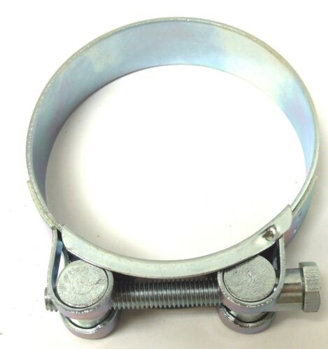 "2-29//32/"" ~ 3-3//32/""  NEW /<HC919 ONE BOLT HOSE CLAMP T BOLT ZINC PLATED 74 ~ 79mm"