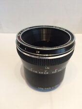 Kilfitt Makro Kilar E 4cm (40mm) f2.8 Lens Exakta 246-10834 Black Version Late