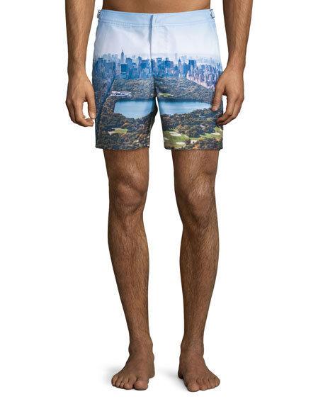 Homme Orlebar Brown Shorts de bain Bulldog New Bergdorf Goo New Bulldog York W28 Nouveau RRP £ 225 dafeba