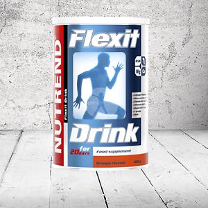 NUTREND-Flexit-Drink-polvere-collagene-supporto-ossa-articolazioni-vitamine-Glucosamina