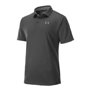 New-Mens-Under-Armour-Muscle-Golf-Polo-Shirt-All-Sizes-All-Colors
