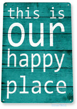 YACHT CLUB Metal Sign Fantasy Name City State Country Border Town Thing Place