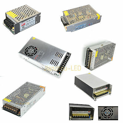 12V 2A 3A 5A 10A 15A 20A 25A 30A 40A 50A Power Supply Transformer for LED light
