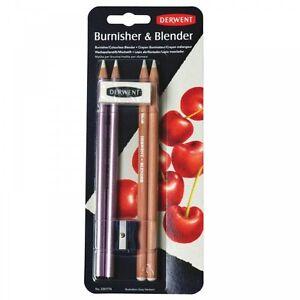 Derwent-Burnisher-amp-Blender-Set