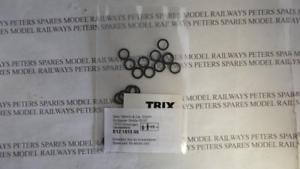 Traction Tyres for Ivatt//9F S Ex 72151300 Pk20 Minitrix 12151300 Trix