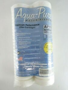 Genuine Aqua-Pure AP110 Whole House Water Filters 2 PACK