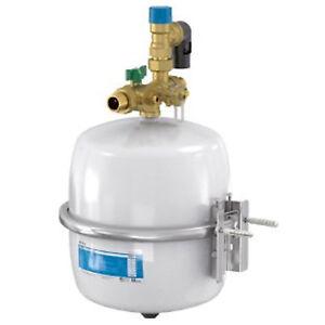 BUDERUS-Logafix-Sicherheitsgruppe-4807-12-l-6-bar-Trinkwasser-Ausdehnungsgefaess