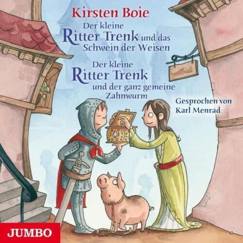 1 von 1 - Kirsten Boie - Der kleine Ritter Trenk und das Schwein der Weisen /4