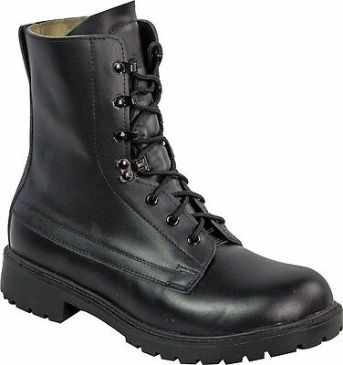 New Army Style Assault Boots Cadet Boots Army Boots CCF BOOTS RAF Boots Marine
