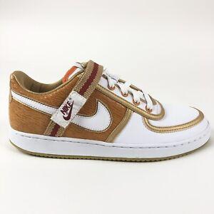 Nike-Womens-Vandal-Low-Leo-Shoes-Size-11-5-Sunset-Cayenne-Retro-312492-913