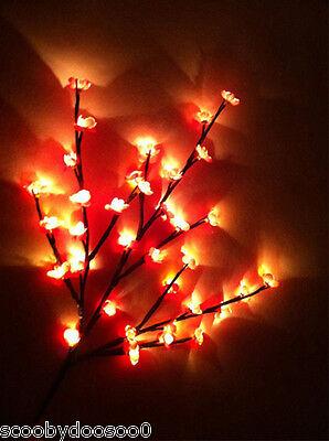 Cherry Blossom Branch Lights