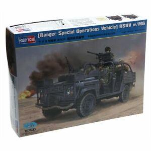 RSOV w//MG Ranger Special Operation  plastic model kit HBB82450 Hobbyboss 1:35