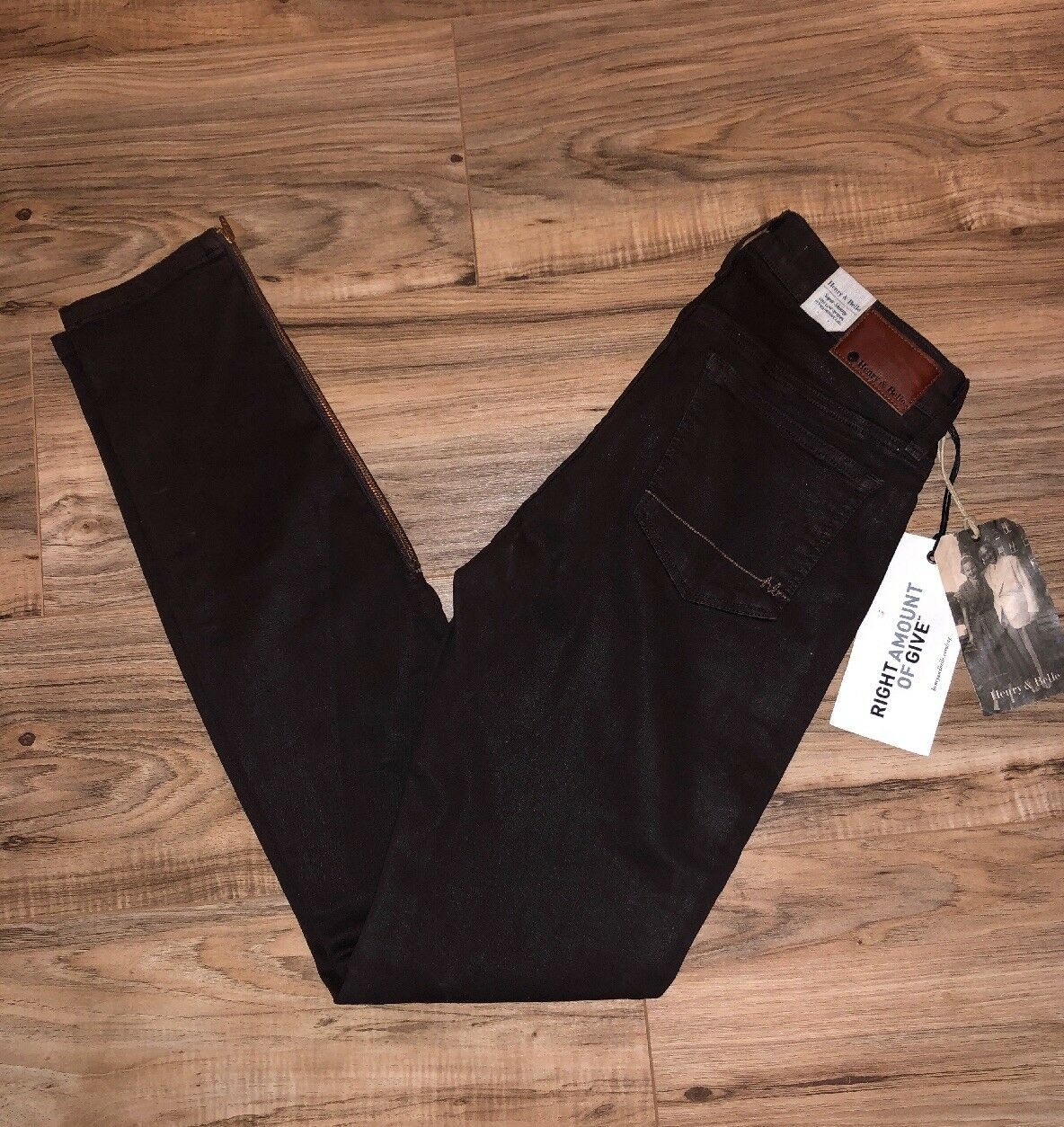 NWT Henry And Belle Pants Size 28 Super Skinny