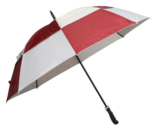 HOU-DY Double Canopy Golf Umbrella