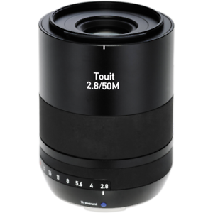 Zeiss-Touit-50mm-f2-8-Premium-Auto-Focus-Makro-obiettivo-macro-Fujifilm-X