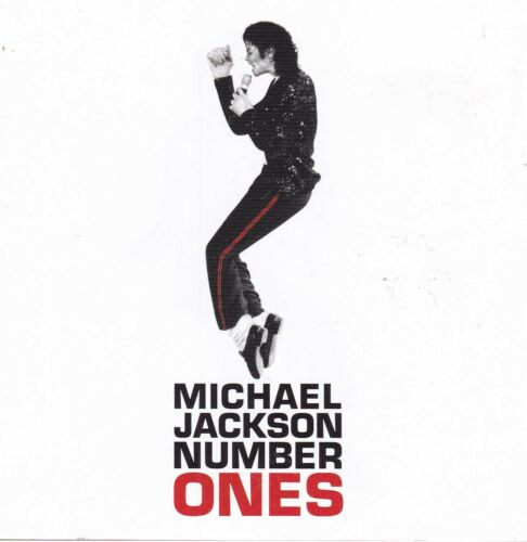 1 of 1 - MICHAEL JACKSON Number Ones CD - New
