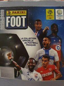 PANINI-FOOTBALL-LOT-DE-10-IMAGES-FOOT-2019-2020-A-CHOISIR-DANS-LA-LISTE