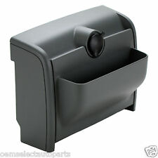 NEW OEM 2011-2014 Ford F-150 w/ Bench Seat Rear Console CUP HOLDER- Steel Gray