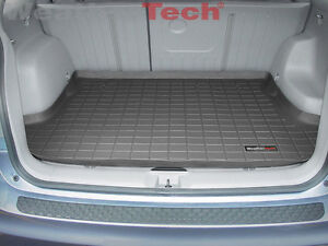 Weathertech 174 Cargo Liner Trunk Mat Toyota Matrix 2003