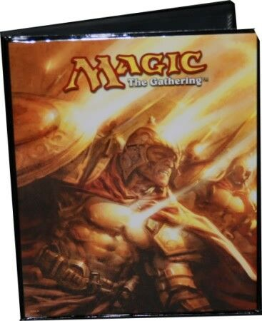 Magic 2010 / M10 - Honor the Pure / Act of Treason 4 Pocket Portfolio Binder